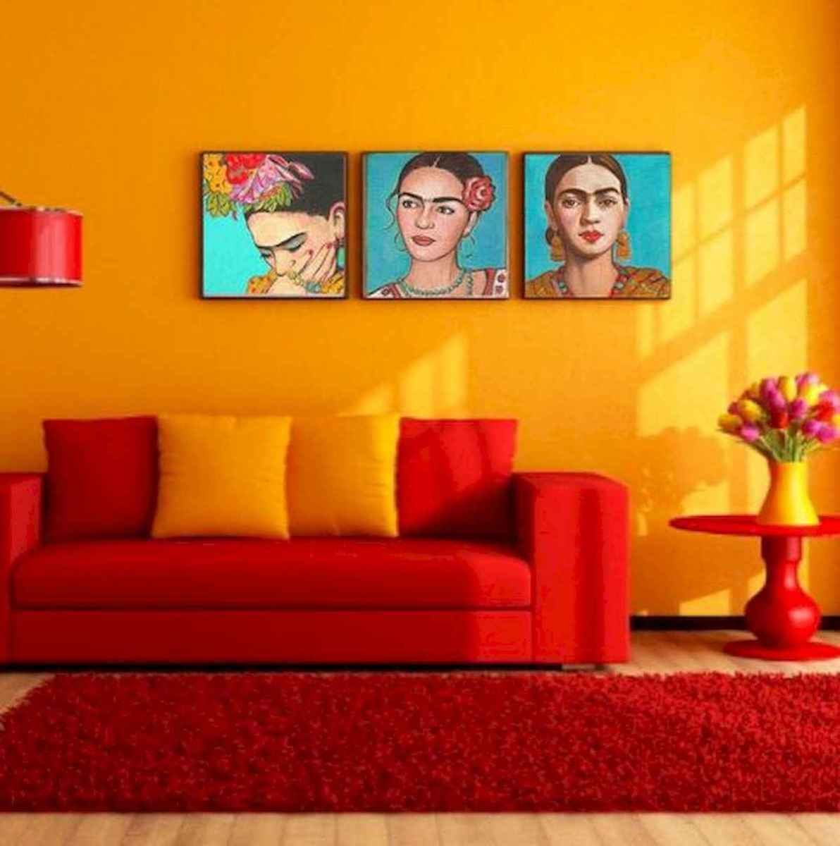 90+ Fantastic Colorful Apartment Decor Ideas And Remodel for Summer Project (14)
