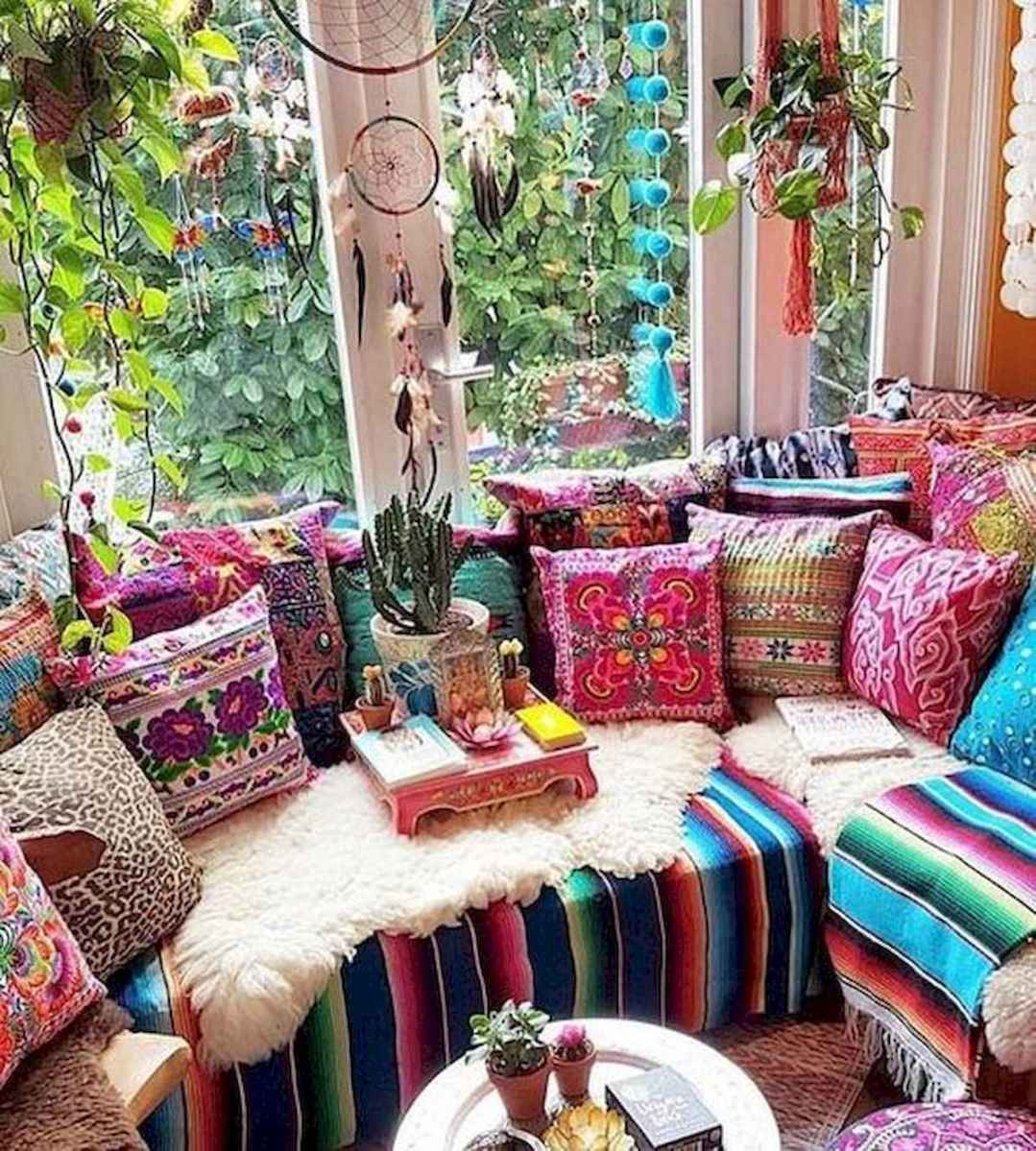 90+ Fantastic Colorful Apartment Decor Ideas And Remodel for Summer Project (16)
