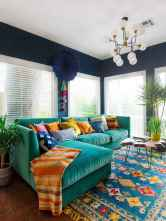 90+ Fantastic Colorful Apartment Decor Ideas And Remodel for Summer Project (24)