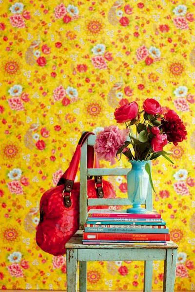 90+ Fantastic Colorful Apartment Decor Ideas And Remodel for Summer Project (60)