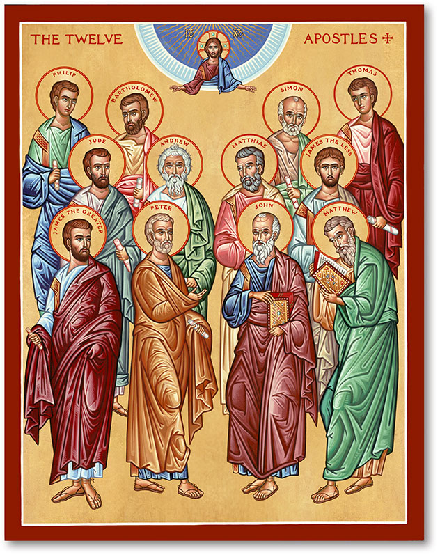 Image result for apostles fast icons