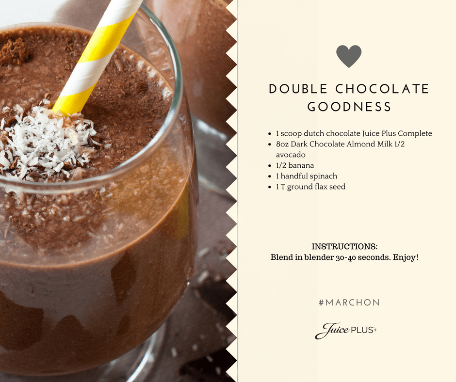 Double Chocolate Goodness