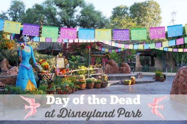 Day of the Dead at Disneyland Resort