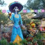 Celebrate Day Of The Dead At Disneyland Resort
