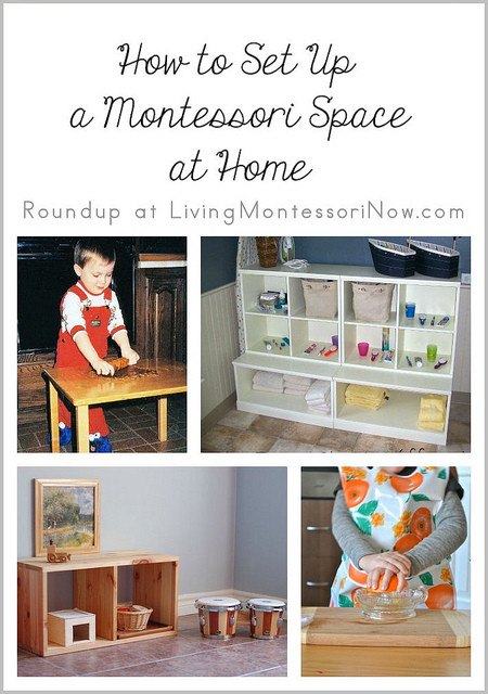 How to Start Using Montessori at Home