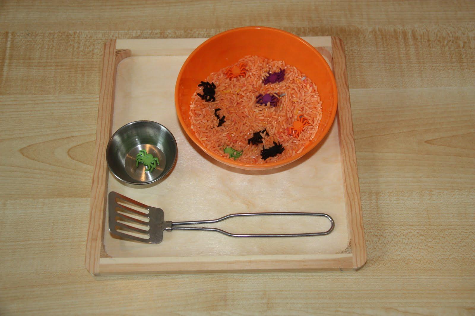 25 Montessori Inspired Halloween Activities