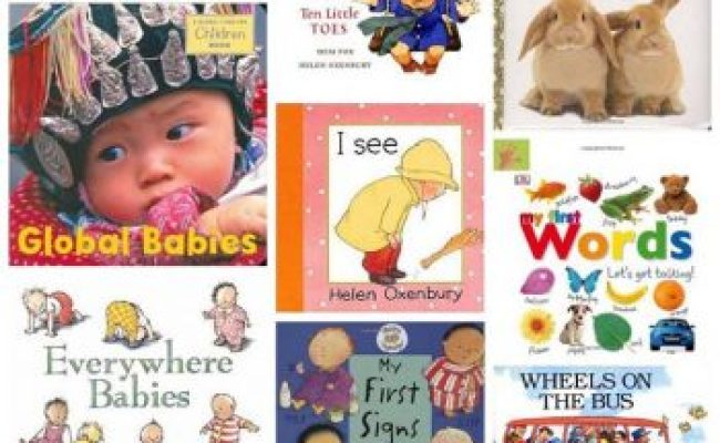 Montessori Friendly Books For Babies Gift Guide