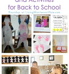 All About Me\ Free Printables and Activities for Back to School [ 1153 x 685 Pixel ]