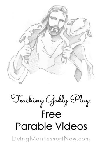 Creative Godly Play at Home