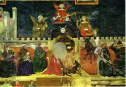 Allegory of Bad Government, Tyranny by Ambrogio Lorenzetti (1290-1348)