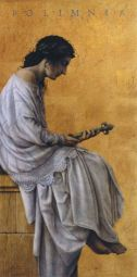 Polimnia - Muse of Sacred Poetry, Hymns and Eloquence