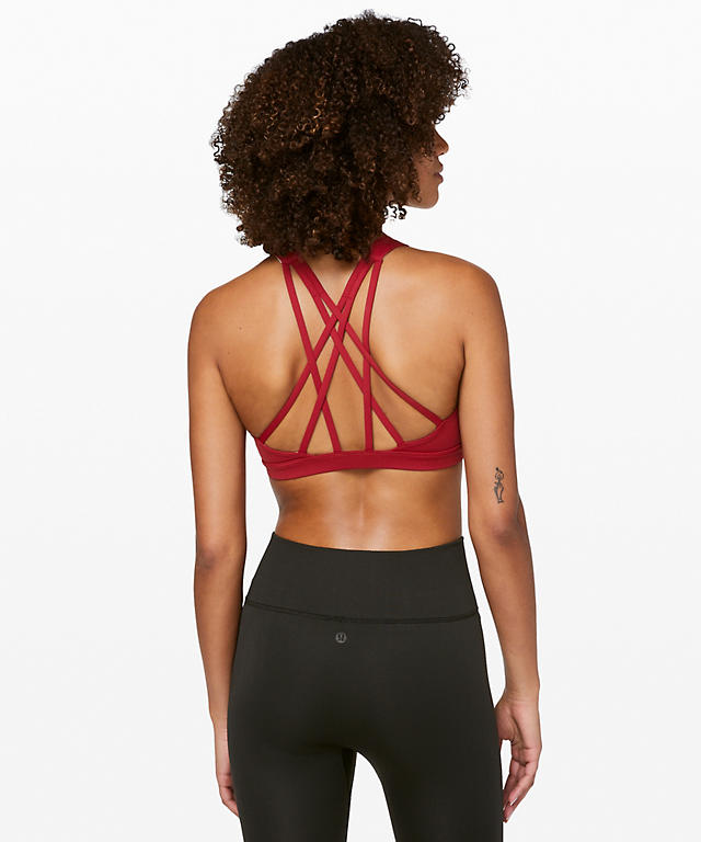 lululemon Free to Be Serene Bra (back view)