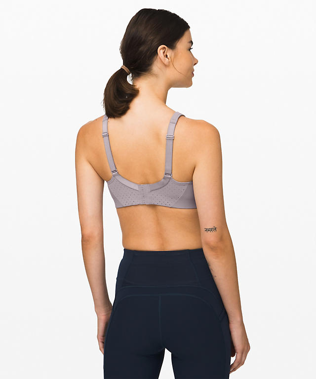 lululemon Run Time Bra (back view)