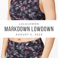 lululemon Markdown Lowdown (8/5/20)