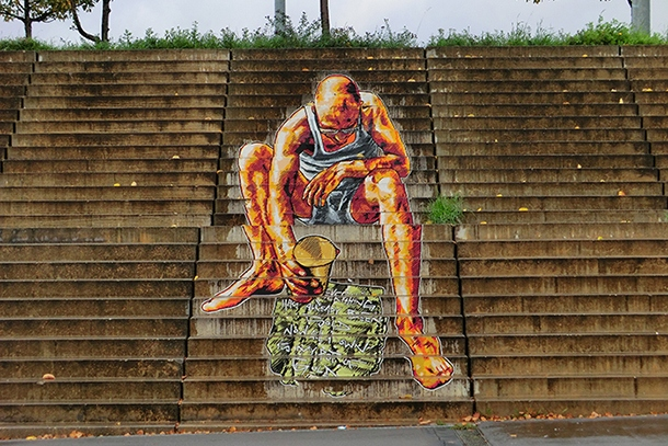 Image result for top 10 street art in the world