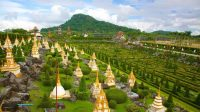 Visiting Nong Nooch Tropical Botanical Garden  One of the ...