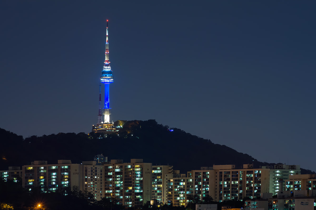 Visiting N Seoul Tower Namsan Tower The Symbol One Of