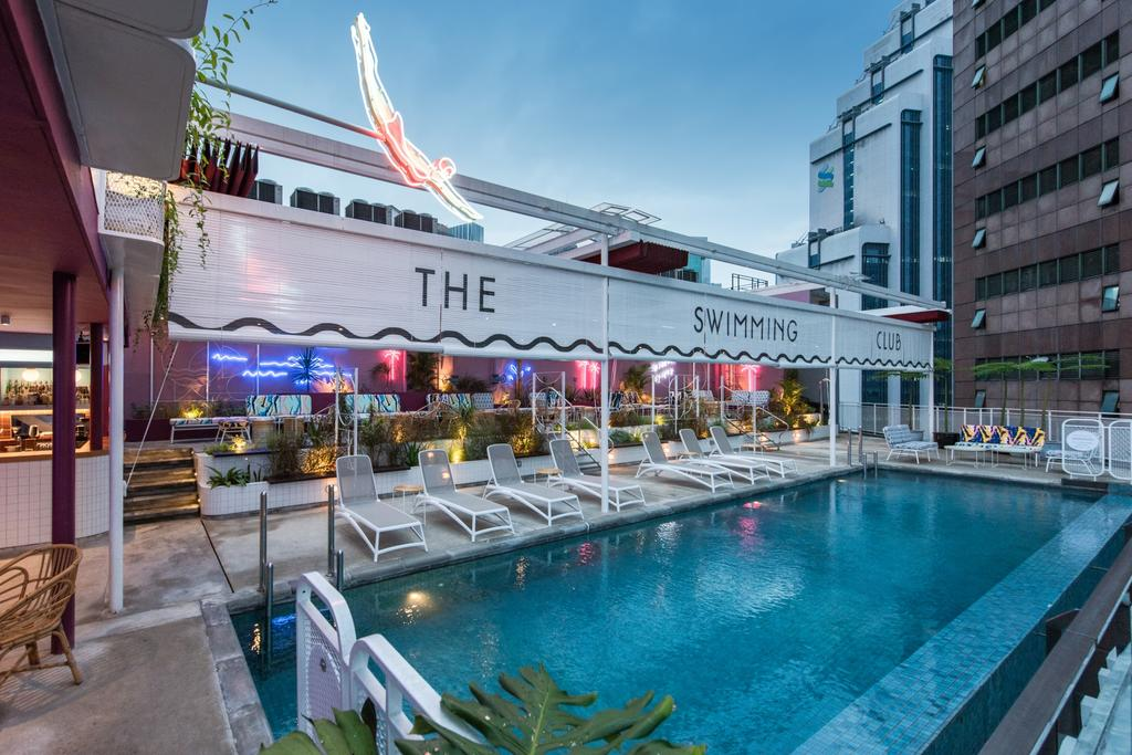 Oasia Suites Kuala Lumpur By Far East Hospitality Living