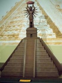 Chichen Itza's Kukulkan Pyramid