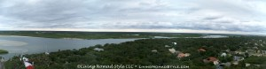 Ponce De Leon Inlet Lighthouse - River View