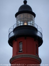 Ponce De Leon Inlet Lighthouse - Top