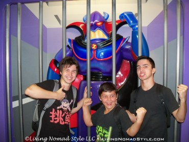 The Boys and Zurg