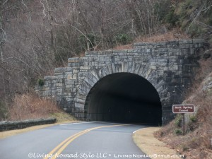 Buck Spring Tunnel Entrance