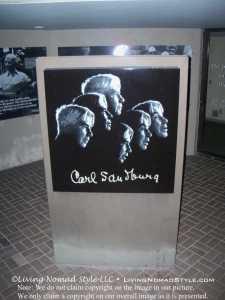 Carl Sandburg Image