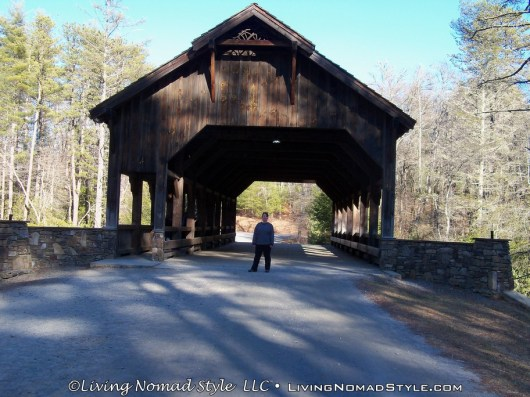 Mandy - Covered Bridge