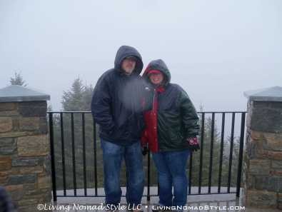 Mt Mitchell Lookout At Pinnacle 5