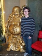 Noah With Buddha