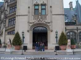 The Nomads At Biltmore House Front Door