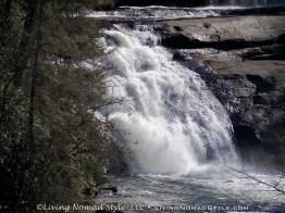 Triple Falls - Mid