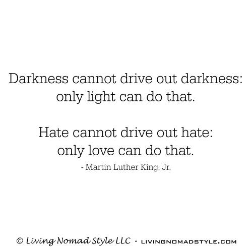 mlk darkness