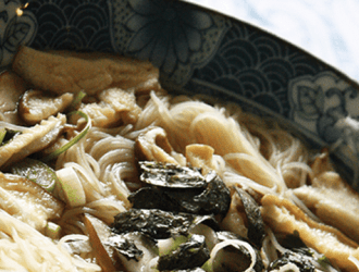 Easy Asian Noodle Soup