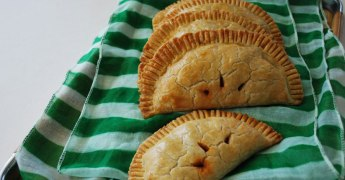 Non-GMO Hand Pies, St. Patrick's Day Irish Pasty