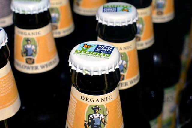 Wolaver's Non-GMO Project Verified Beer