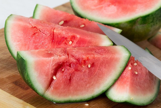 Non-GMO seedless Watermelon