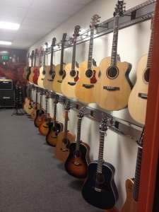 Kickfurther claim Max Axe Guitars Store