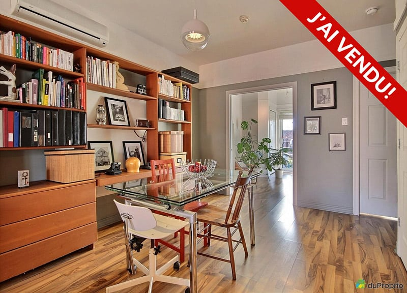 June 2016 Income Report: Sold my condo - living room