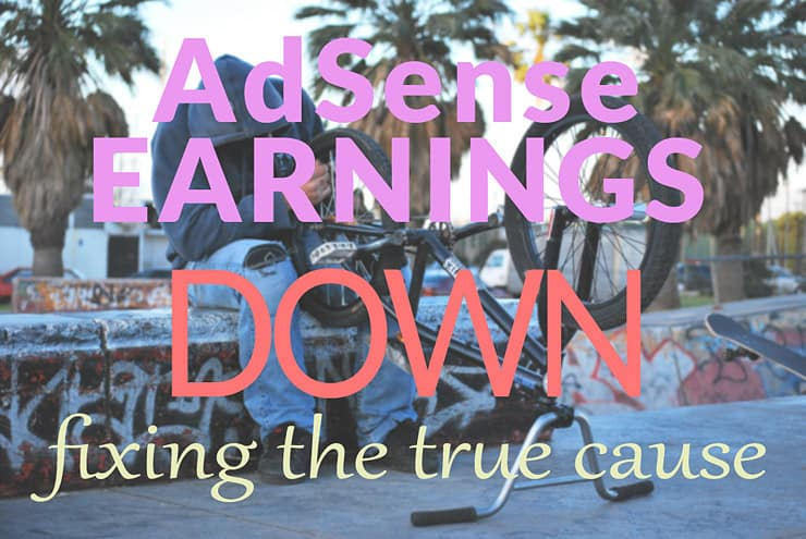 AdSense Earnings Down After Switching To Responsive Ads