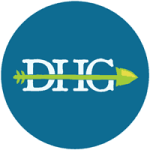 how to find expired domains: DHG logo