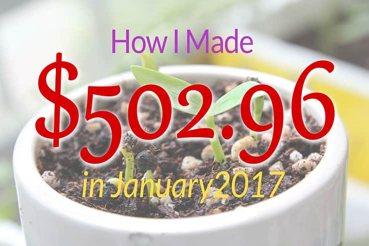 January 2017 Income Report featured image