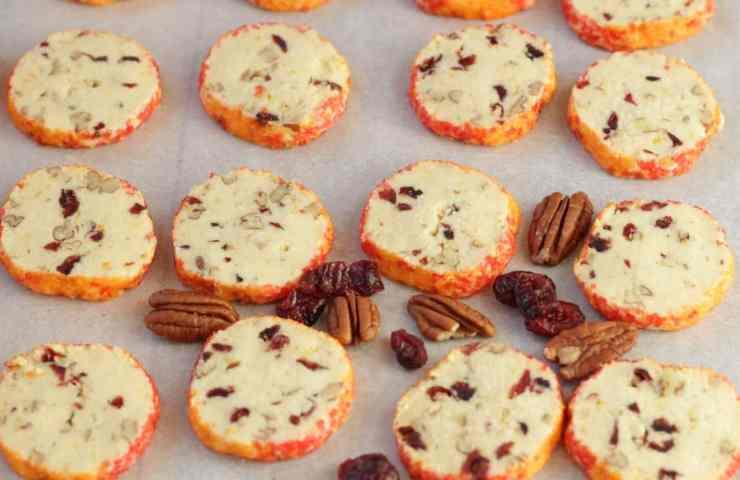 Cranberry Orange Cookies