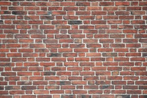 Ever feel like you've got a brick wall in front of you? Keep reading to break it down, brick by brick.