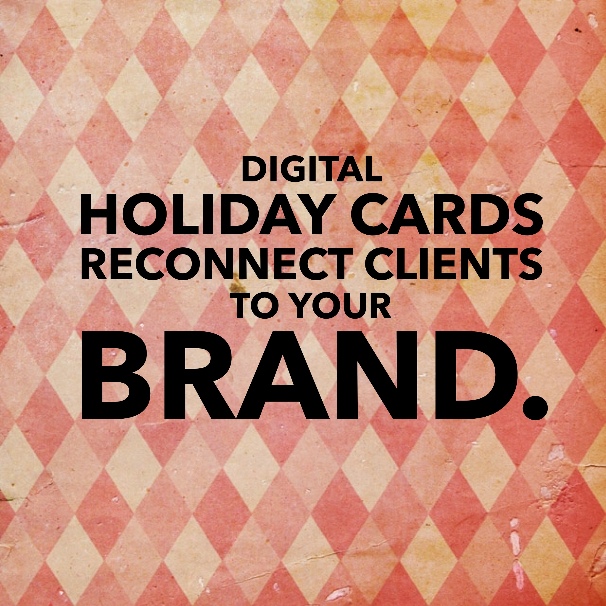 the digital holiday card checklist living on gigging