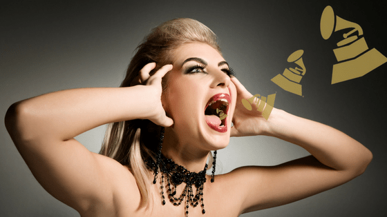 The Grammy Speech For The Unsupportive