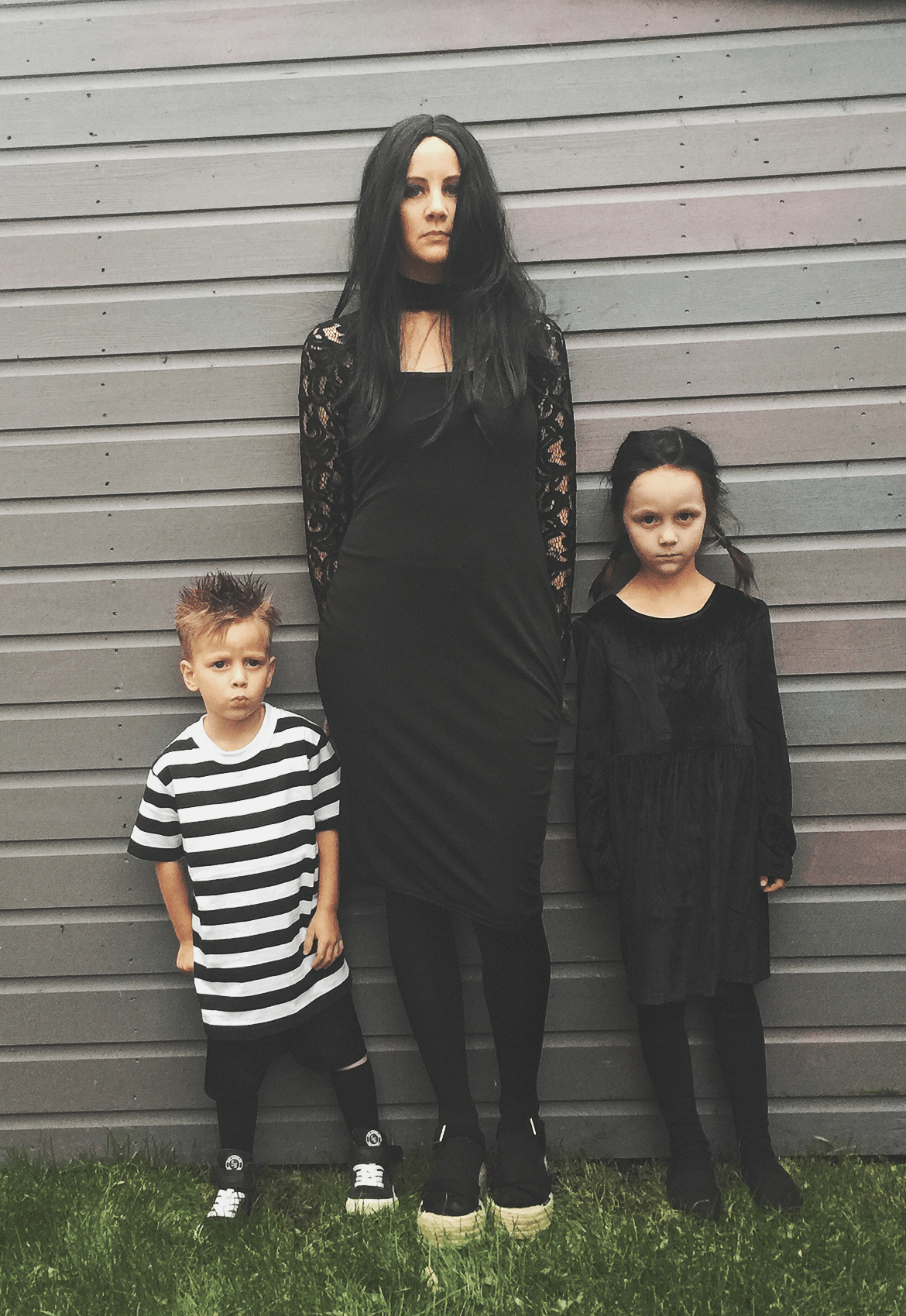 the addams family fancy dress halloween