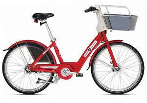 Bike sharing for health & economy