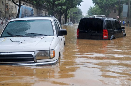Don't get soaked buying a flood-damaged car